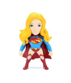 Figura-Colecionavel-6-Cm---Metals---DC-Super-Hero-Girls---Supergirl-Classica---DTC
