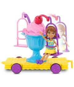 Boneca-e-Veiculo---Polly-Pocket---Carrinhos-de-Carnaval---Shani-no-Sundae---Mattel