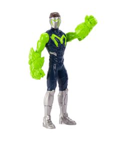 Boneco-Articulado---15-Cm---Max-Steel---Energia-Verde---Turbo-Soco---Mattel