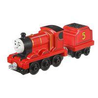 Locomotiva-Die-Cast-Grande---Thomas-e-Friends---James---Fisher-Price
