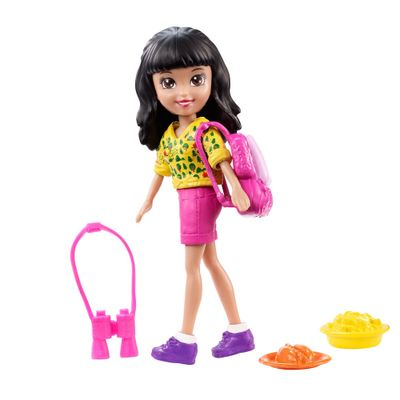 mini-boneca-polly-pocket-chelsea-acampamento-das-bonecas-mattel