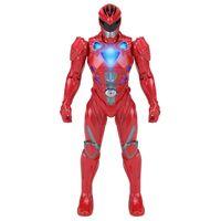 Figura-Articulada---30-cm---Saban-s-Power-Ranger---Ranger-Vermelho---Sunny