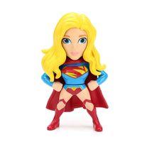 Figura-Colecionavel-10-Cm---Metals---DC-Comics---DC-Hero-Girls---Serie-1---Supergirl---DTC