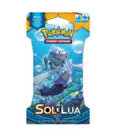 Deck-Pokemon---Blister-Unitario---Pokemon-Sol-e-Lua---Primarina---Copag