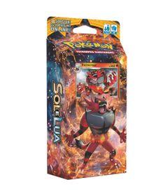 Deck-Pokemon---Starter-Deck---Sol-e-Lua---Pokemon-Rugido-Ardente---Copag