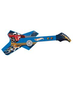 Guitarra-Radical-com-Botoes-Touch-Eletronica---Hot-Wheels---Fun