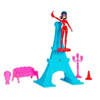 Playset-Com-Figura-e-Acessorios---Miraculous---Ladybug---Torre-Eifel---Sunny