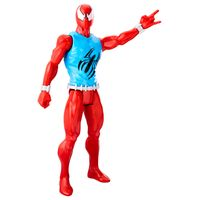 Figura-de-Acao-Titan-Hero---30-cm---Spider-Man---Aranha-Escarlate---Hasbro