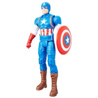 Figura-de-Acao---30-cm---Titan-Hero-Series---Capitao-America---Vingadores---Marvel---Hasbro