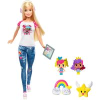 Boneca-Barbie-Articulada-30-Cm---Barbie-Video-Game-Hero---Mattel