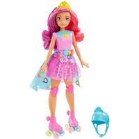Boneca-Barbie-Articulada-30-Cm---Barbie-Video-Game-Hero---Patinadora---Mattel