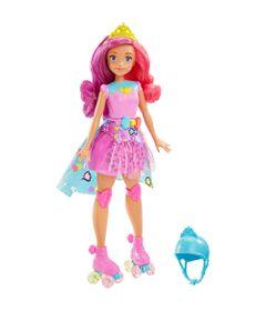 Boneca-Barbie-Articulada-30-Cm---Barbie-Video-Game-Hero---Patinadora---Mattel