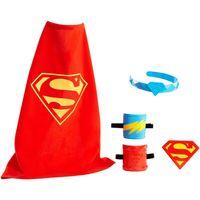 Conjunto-de-Acessorios---DC-Super-Hero-Girls---Fantasia-Super-Girl---Mattel