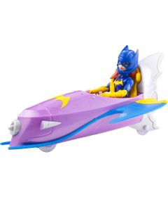 Figura-Articulada-com-Veiculo---DC-Super-Hero-Girls---Batgirl---Mattel