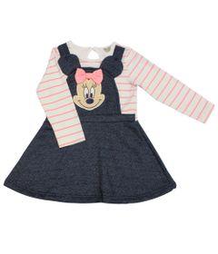 Vestido-Jardineira-em-Moletom-Jeans---Minnie---Marinho-Brando-e-Rosa---Disney---2