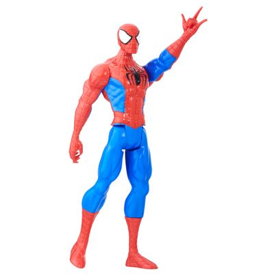 Figura Articulada - 30 Cm - Titan Hero - Disney - Marvel - Spider-Man - Clássico - Hasbro # rihappy