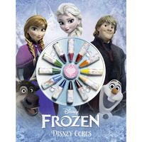 Cores---Disney-Frozen---Editora-DCL