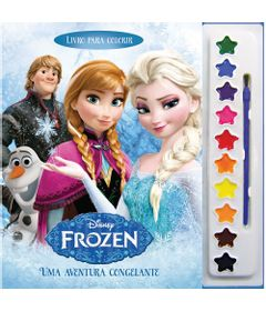 Aquarela---Disney-Frozen---Editora-DCL