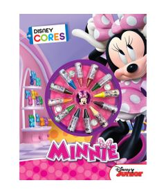 Cores---Minnie-Mouse---Disney---Editora-DCL