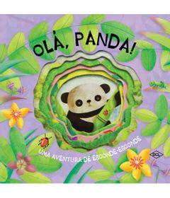 Animais-Divertidos---Ola-Panda---Editora-DCL