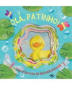 Animais-Divertidos---Ola-Patinho---Editora-DCL