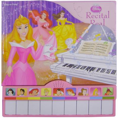 recital-real-pilbooks-princesas-disney-editora-dcl