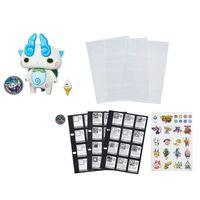 Conjunto-Colecionavel---Yo-Kai---Mini-Figura-Conversivel-Komasan-e-Paginas-de-Colecao---Hasbro