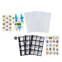 Conjunto-Colecionavel---Yo-Kai---Mini-Figura-Mood-Reveal-Komasan-e-Paginas-de-Colecao---Hasbro