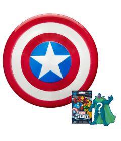Conjunto-Disney-Marvel---Avengers---Escudo-Voador-Capitao-America-com-Boneco-Surpresa-Serie-4---Hasbro