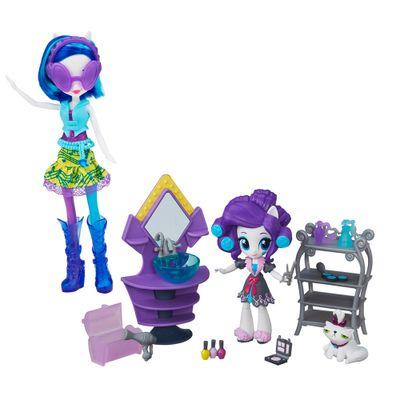 playset-e-boneca-my-little-pony-colecao-de-beleza-equestria-girls-rarity-e-dj-pon-3-hasbro