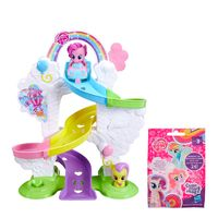 Playset-e-Mini-Figura-Surpresa---My-Little-Pony---Playskool-Friends---Escorrega-Aventura-Divertida---Hasbro