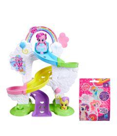 Playset-e-Mini-Figura-Surpresa---My-Little-Pony---Playskool-Friends---Escorrega-Aventura-Divertida---Hasbro