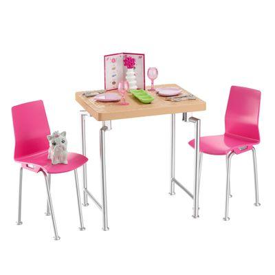Acessorios-para-Bonecas-Barbie---Acessorios-para-Casinha---Mesa-e-Cadeiras---Mattel