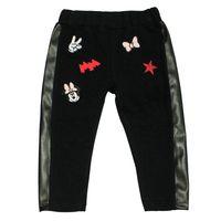 Calca-Legging-em-Molecotton---Minnie---Preto-Branco-Rosa-e-Vermelho---Disney---2
