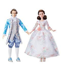Casal-de-Bonecos---A-Bela-e-a-Fera---O-Principe-e-a-Bela---Disney---Hasbro