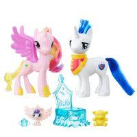 Conjunto-My-Little-Pony---Amigas---Princess-Cadence-and-Shining-Armor---Hasbro