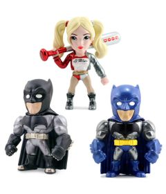 Kit-3-Figuras-Colecionaveis-10-Cm---Metals---DC-Comics---DTC