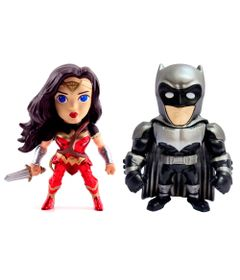Kit-2-Figuras-Colecionaveis-10-Cm---Metals---DC-Comics---Justice-League---DTC