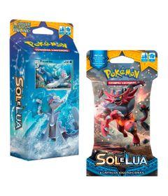 Kit-Decks-Pokemon---Starter-Deck-e-Blister---Pokemon-Sol-e-Lua---Incineroar-e-Mare-Brilhante---Copag