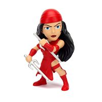 Figura-Colecionavel-10-Cm---Metals---Disney---Marvel---Girls---Elektra---DTC