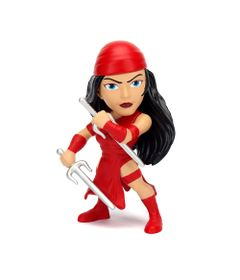Figura-Colecionavel-10-Cm---Metals---Disney---Marvel---Girls---Elektra---DTC