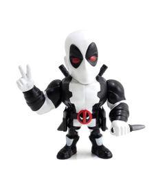 Figura-Colecionavel-10-Cm---Metals---Disney---Marvel---X-Force---Deadpool-White---DTC
