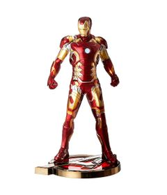 Figura-Colecionavel-28-Cm---Disney---Marvel---Avengers---Age-Of-Ultron---Iron-Man-Mark-XLIII---Iron-Studios