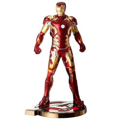figura-colecionavel-28-cm-disney-marvel-avengers-age-of-ultron-iron-man-mark-xliii-iron-studios