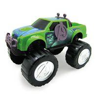 Carrinho-Roda-Livre---28-cm---Monster-Truck---Avengers---Hulk---Marvel---Toyng