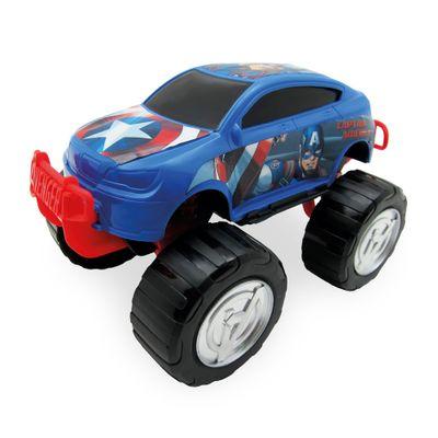 carrinho-roda-livre-monster-car-avengers-capitao-america-marvel-toyng