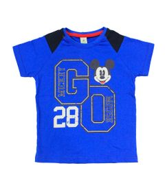 Camiseta-Azul-Disney-Mickey-