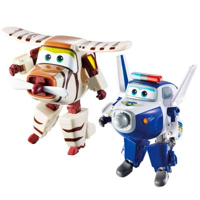 Kit-de-Figuras---12-Cm---Super-Wings---Change-Em-Up---Bello-e-Paul---Intek