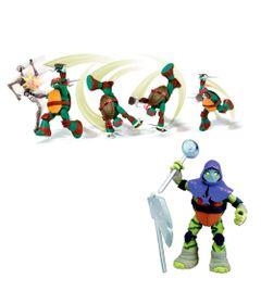 Kit-Bonecos-Articulados---Tartarugas-Ninja---Raphael-e-Donatello-Mystic---Multikids