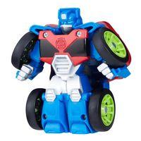 Boneco-Transformavel---Transformers-Rescue-Bots---Flip-Racers---Optimus-Prime---Hasbro